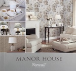 Manor House Wallpaper Collection
